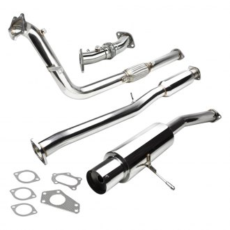 Torxe® - Stainless Steel Exhaust System with Single Rear Exit