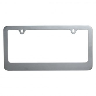 Torxe® - Standard Wide License Plate Frame