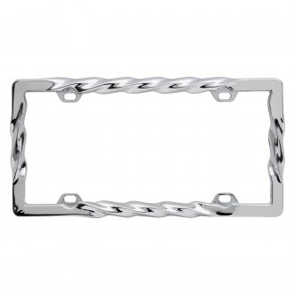 Torxe® - Braided License Plate Frame