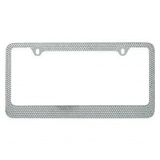 Torxe® - Bling Diamond License Plate Frame