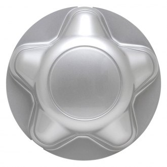 OxGord® - Silver Wheel Center Caps