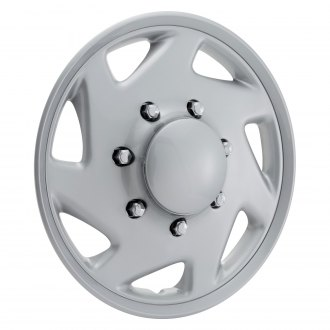 "Torxe® - 15"" Silver Wheel Cover Set"