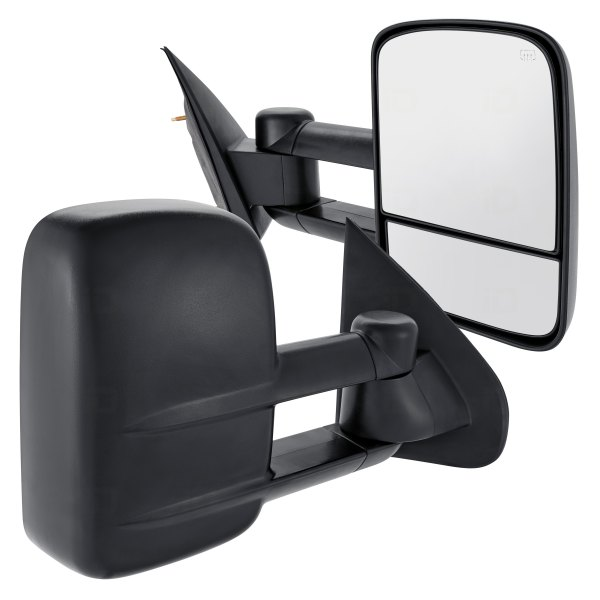 torxe chevy silverado 1500 2500 3500 2017 power towing mirrors. Black Bedroom Furniture Sets. Home Design Ideas