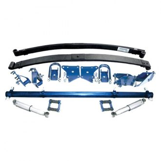 Total Cost Involved Engineering® - Parabolic Leaf Spring Rear Suspension Lift Kit