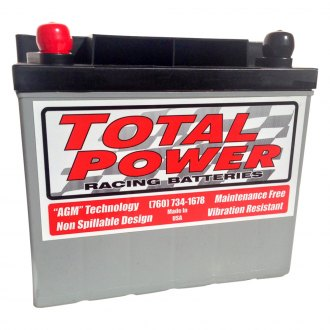 Total Power® - AGM Racing Battery