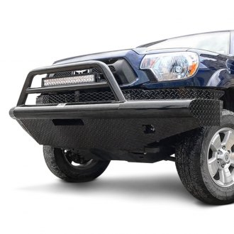 Tough Country® - Apache Front Bumper with Euro Bar and Cross Bar
