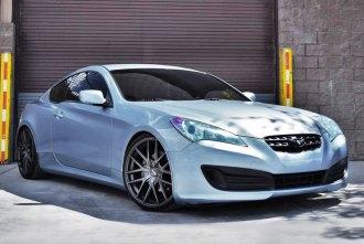 Touren Tr Gunmetal Hyundai Coupe
