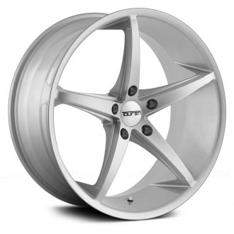 TOUREN® - TR70 3270 Silver with Milled Accents
