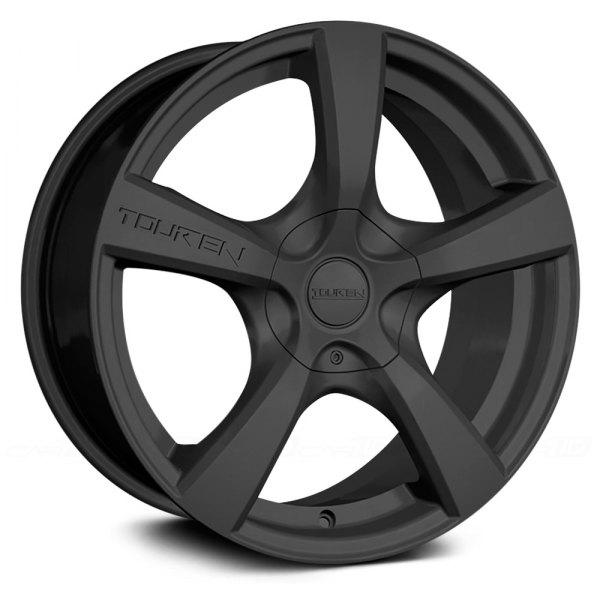 17x7//5x127mm Touren TR9 3190 Wheel with Matte Black Finish