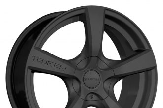 "TOUREN® - TR9 Matte Black (16"" x 7"", +42 Offset, 5x120.65 Bolt Pattern, 72.62mm Hub)"