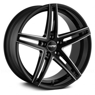 TOUREN® - TR73 3273 Black with Milled Accents