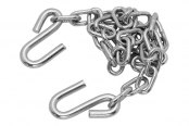 "Tow Ready® - Class 1 GWR 72"", S-Hooks, Both Ends Safety Chain"
