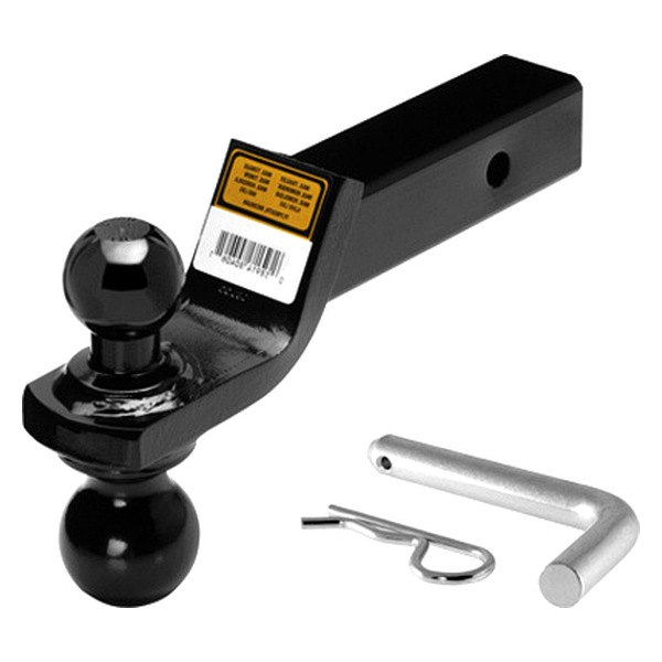 "Tow Ready® - Fusion Reversible Dual-Ball Mount for 2"" Receivers"