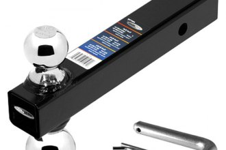 "Tow Ready® - Fusion Dual-Ball Mount for 2"" Receivers"