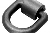 "Tow Ready® - 1"" Forged D-Ring with Weld On Mounting Bracket"