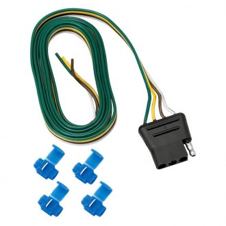 Tow Ready® - 4-Flat Connector