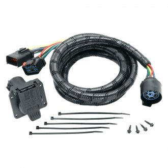 2007 dodge truck wiring harness 2007 dodge ram hitch wiring | harnesses, adapters, connectors #7