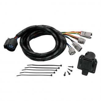 Tow Ready® - 7' 5th Wheel and Gooseneck Wiring Harness