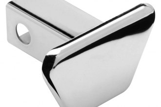 "Tow Ready® - Chrome Metal Receiver Tube Cover for 1-1/4"" Receivers"