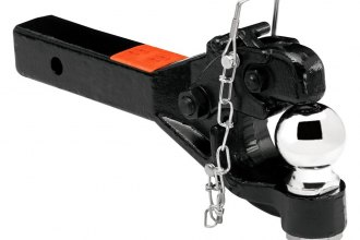 "Tow Ready® - Combo Pintle Hook for 2"" Receivers (With 2-5/16"" Hitch Ball)"