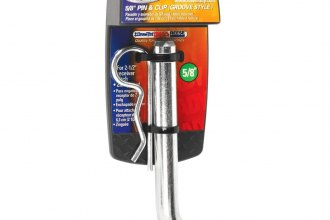 "Tow Ready® - 5/8"" Hitch Pin and Clip for 2"" Receivers (Grooved Style)"
