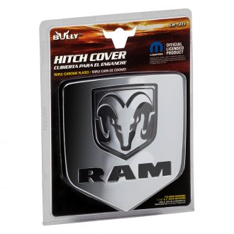 "Tow Ready® - Dodge Ram Logo Tube Cover for 2"" Receivers"