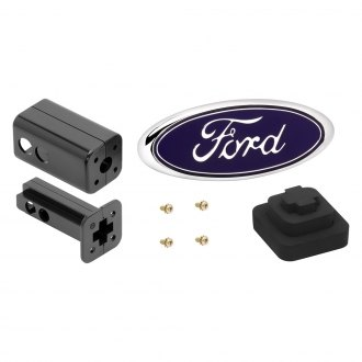 "Draw-Tite® - Hitch Cover with Ford Logo for 2"" Receivers"