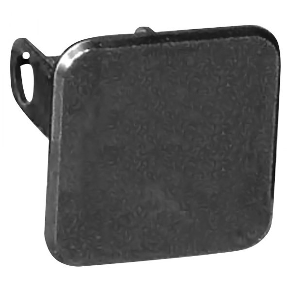 "Tow Ready® - 2"" Black Plastic Receiver Tube Cover"