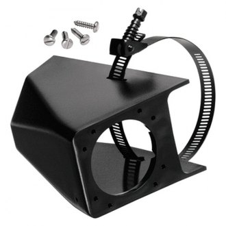 Tow Ready® - 2-1/2 Crosstubes 6 and 7-Way Connector Mounting Box