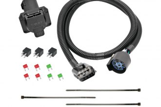 2015 chevy traverse hitch wiring harnesses adapters. Black Bedroom Furniture Sets. Home Design Ideas