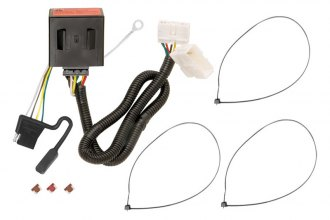 Tow Ready® - ModuLite™ T-One Connector Assembly with Upgraded Circuit Protected HD Module