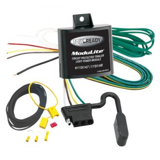 Tow Ready® - ModuLite® Trailer Light Power Module & Installation Kit