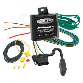 Tow Ready® - ModuLite® Protector with Integrated Circuit Protection & Installation Kit