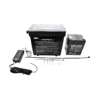 Towing Electrical Systems® - Break-Away Kit Push To Test