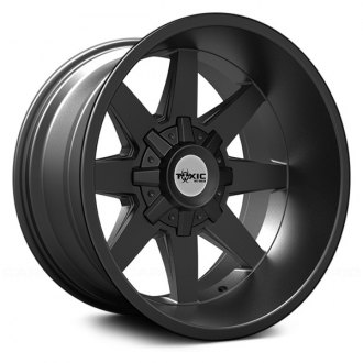 TOXIC® - WIDOW Satin Black