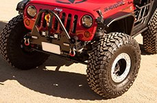 TOYO® - Open Country M/T Tires on Jeep Wrangler Rubicon