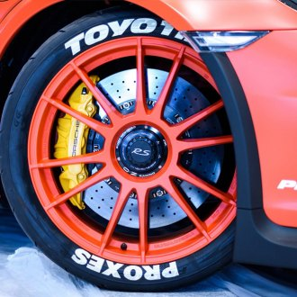 TOYO® - Proxes On Porshe 911