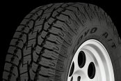 TOYO® - OPEN COUNTRY A/T 2 Tire Protector Close-Up