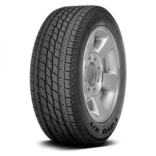 TOYO® - OPEN COUNTRY H/T Tire Protector Close-Up