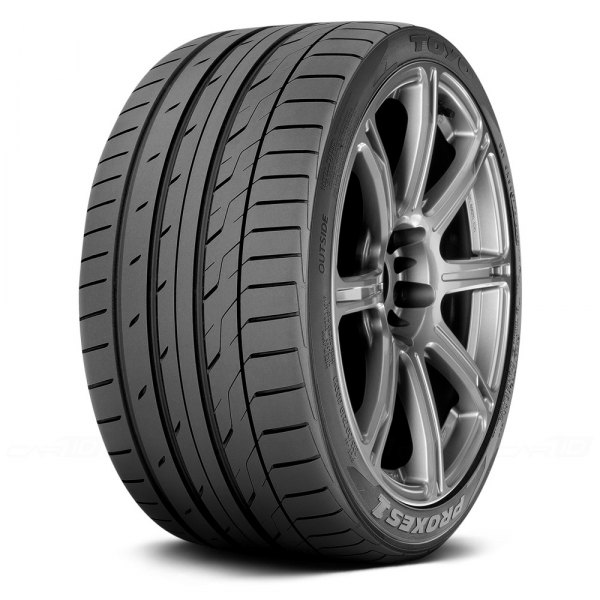 TOYO® - PROXES 1 Tire Protector Close-Up