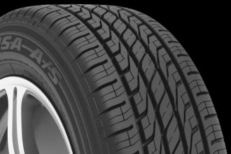 TOYO TIRES� - Extensa A/S Tire Protector Close-Up