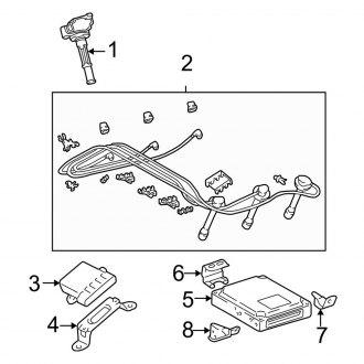 28 1996 Toyota Tacoma Parts Diagram - Wiring Database 2020