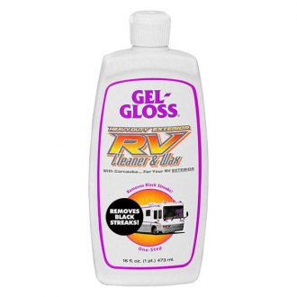 TR Industries® - 16 Oz Gel Gloss RV Cleaner And Wax