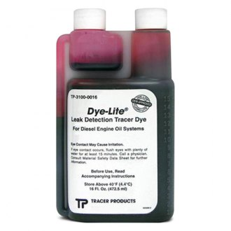 Tracer Products® - Dye-Lite™ Diesel Engine Leak Detection Dye