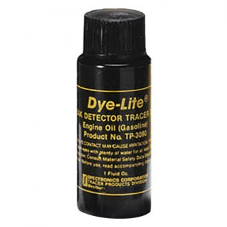 Tracer Products® - Dye-Lite™ Gasoline Engine Leak Detection Dye