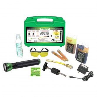 Tracer Products® - Complete OPTIMAX™ 3000 EZ-Ject™ Heavy-Duty A/C and Fluid Kit