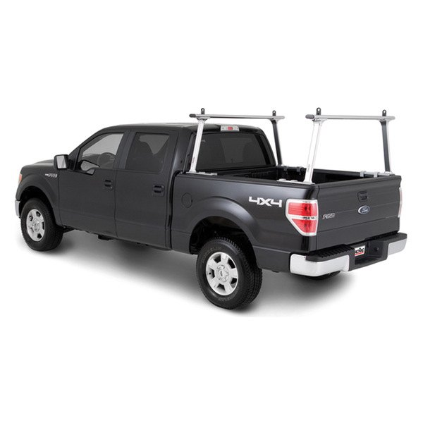 Image may not reflect your exact vehicle or part! TracRac® - TracONE™ Universal Fix Truck Rack