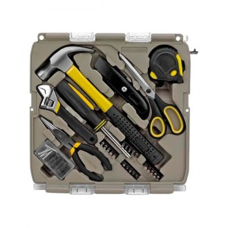 Trades Pro® - 55 Pc Home and Office Tool Set