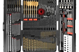 Trades Pro® - Power Drill Bit Set