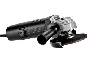"Trades Pro® - 4-1/2"" 4.2A Angle Grinder"